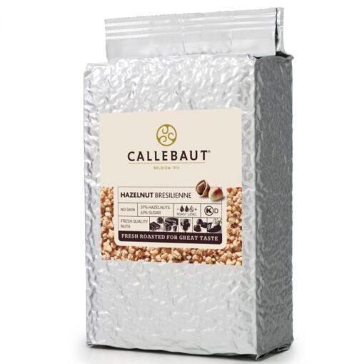 Crocant de alune de padure granulate si prajite - 1 KG - Callebaut