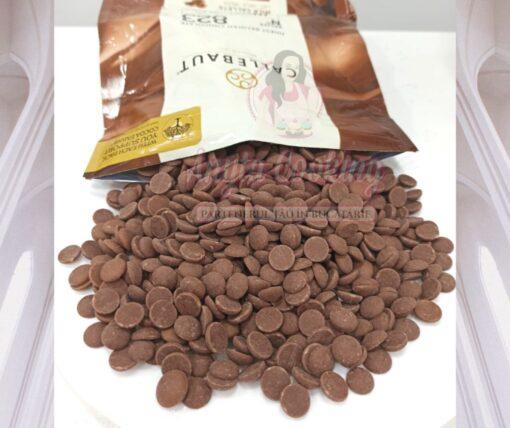 Ciocolata cu Lapte Callebaut