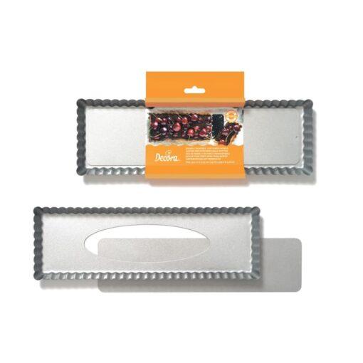 Tava antilipire - Fund Detasabil - 35x11x2.5cm- Decora