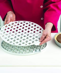 Decupator grila tarta arabeasca - Decora