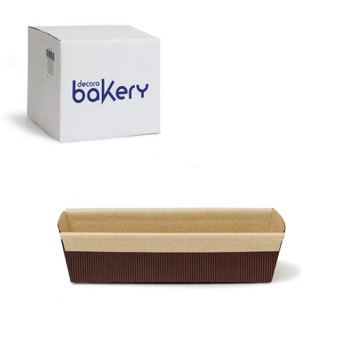 Forma de Copt - Cozonac - 400 GR - celuloză naturală - Bakery