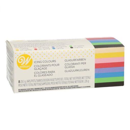 Set Coloranti Gel - 8 X 28G - Wilton