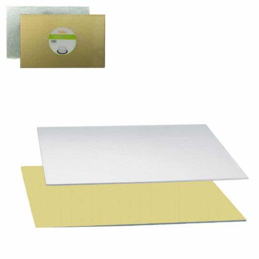 Cartoane Auriu/Argintiu - 35X45 CM - Decora