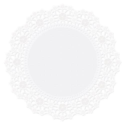 Set Suport Decorative Tort 10 bucati - Rotunde - 25CM - Wilton