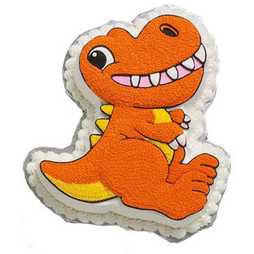 Tava de Tort Dinozaur – Wilton