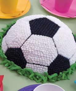Tava de Copt in Forma de Minge de Fotbal - Wilton