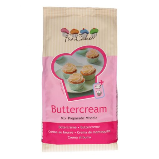 Mix pentru buttercream - 1 KG - FunCakes