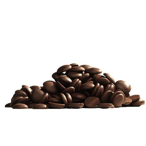 Ciocolata NEAGRA Dropsuri - 1 KG - 54,5% Cacao - Callebaut®