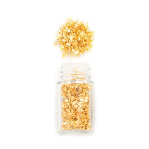 Aur comestibil de 23 karate pentru decoruri - Decora