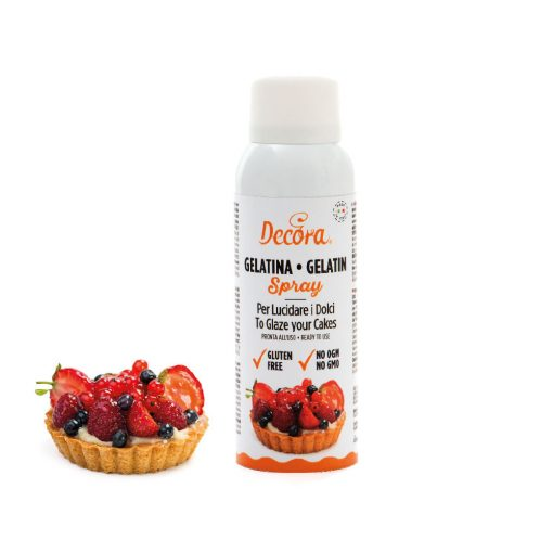 Spray de Gelatina -125 ML- Decora