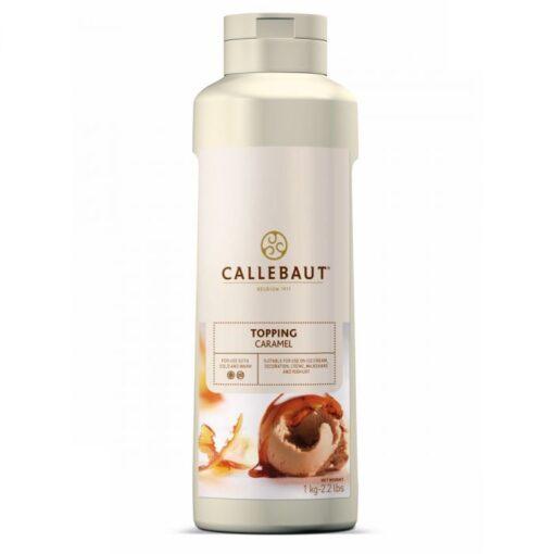 Topping ,Sirop de Caramel - 1KG-Callebaut