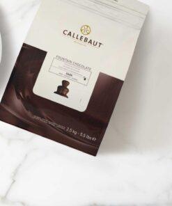 Ciocolată cu Lapte pentru Fantană de Ciocolata-37,8% Cacao-2,5 Kg-Callebaut