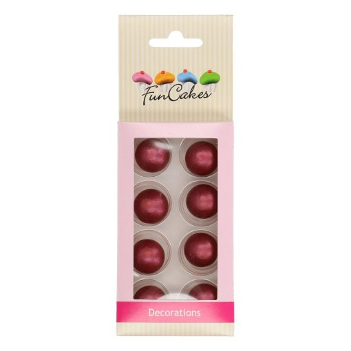 Decor din Ciocolata - Ruby - FunCakes