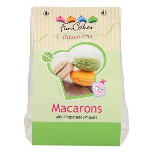 Mix Macarons fara Gluten - 300 gr -FunCakes