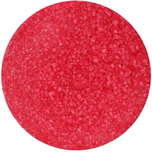 Zahăr Colorat - Rosu - 80G - FunCakes