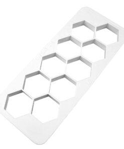Set 3 Decupatoare -Hexagon- PME