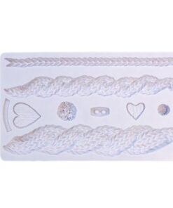 Mulaj Silicon Cable Knit by Alice - Karen Davies