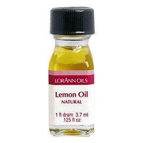 Esenta Concentrata 3.7ml - Lamaie / LEMON OIL - LorAnn