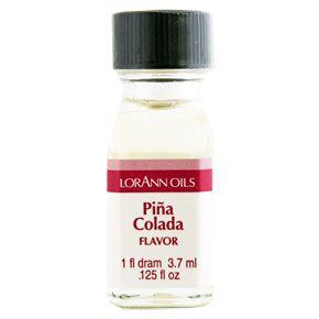 Esenta Concentrata Pina Colada, 3.7ml - LorAnn