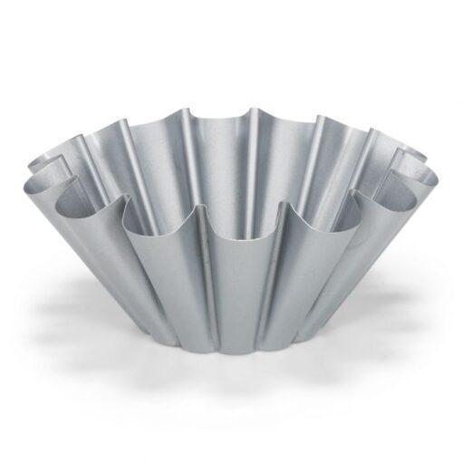 Tava pentru Briose 20CM - Argintie - Patisse