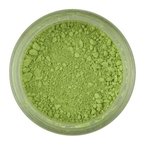 Colorant Pudra PALE PEAR / Verde Pal – Rainbow Dust