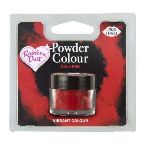 Colorant Pudra CHILI RED / Rosu Chili – Rainbow Dust