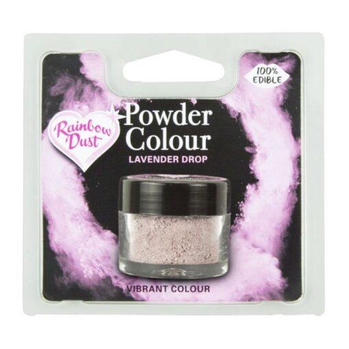 Colorant Pudra LAVENDER DROP / Mov Lavandă – Rainbow Dust