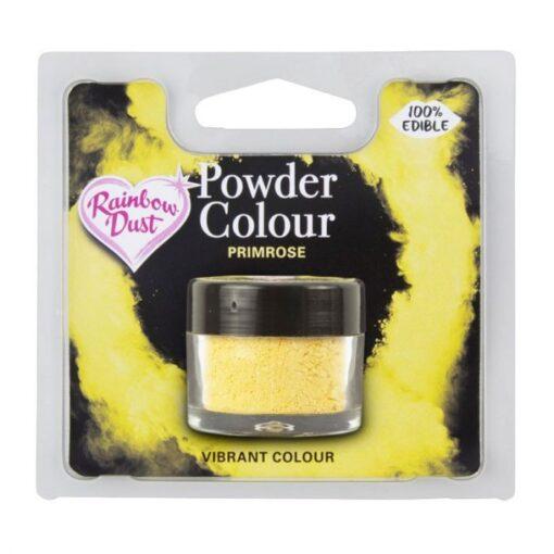 Colorant Pudra PRIMROSE / Galben Aprins – Rainbow Dust