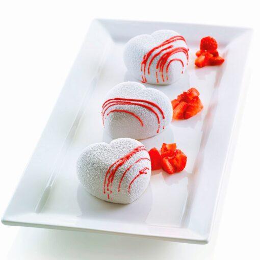 Forma de Silicon 3D Design - Cuorinco - Silikomart