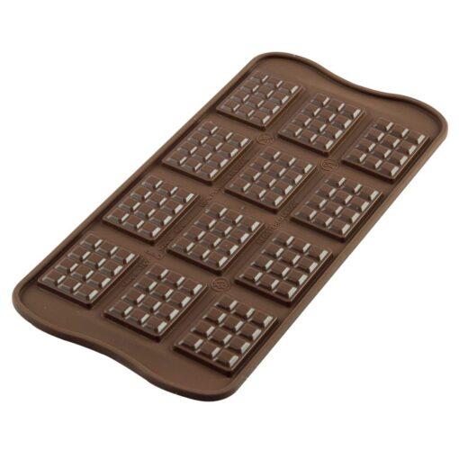 Forma Silicon - Tableta Ciocolata- Silikomart