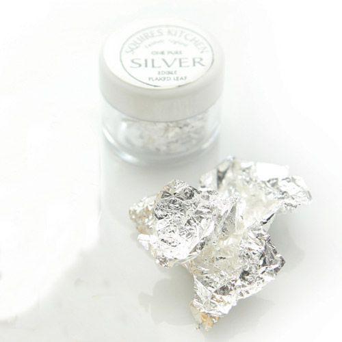 Fulg de Argint Comestibil - Squires Kitchen