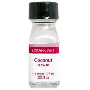 Esenta Concentrata 3.7ml – Nuca de Cocos / COCONUT - LorAnn