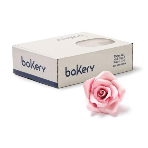 Trandafiri din Zahăr – Roz Pal- Bakery