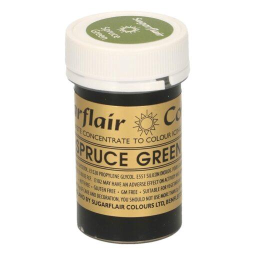 Colorant Gel – VERDE MOLID / Spruce Green– Sugarflair
