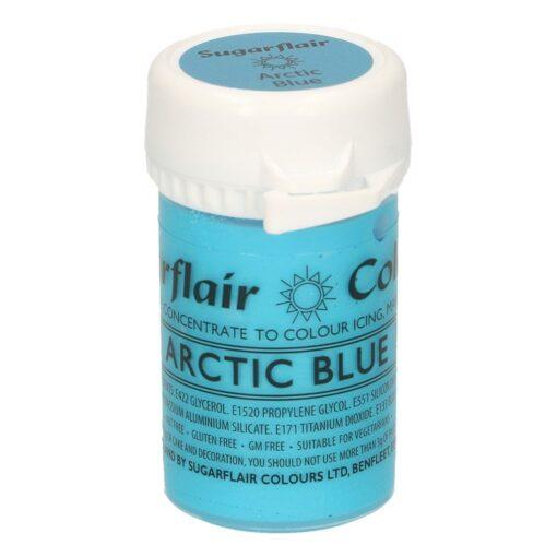 Colorant Gel – ARCTIC ALBASTRU / Arctic Blue – Sugarflair