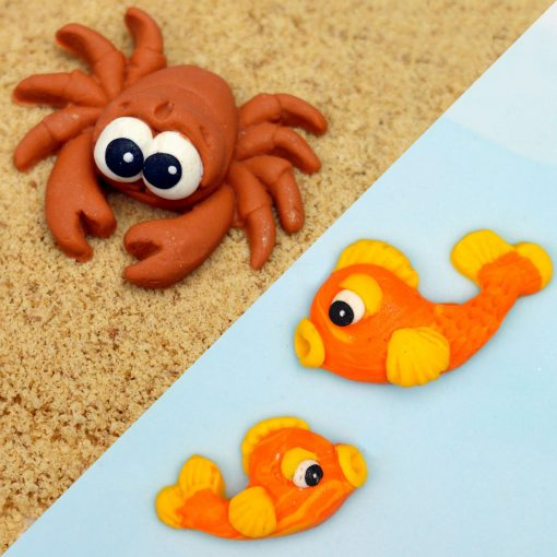 Mulaj Silicon Crab și Peste – Katy Sue