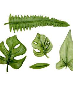Mulaj Silicon,Frunze Tropicale- Karen Davies