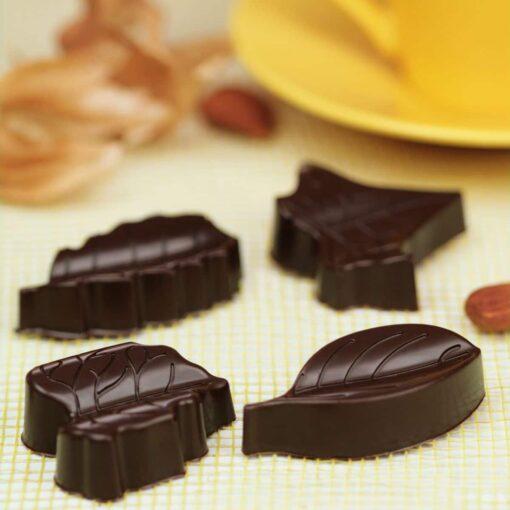 Forma Ciocolata Frunza Silicon – Silikomart