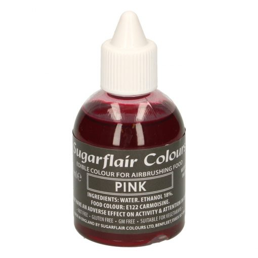 Colorant Aerograf – PINK / ROZ – Sugarflair