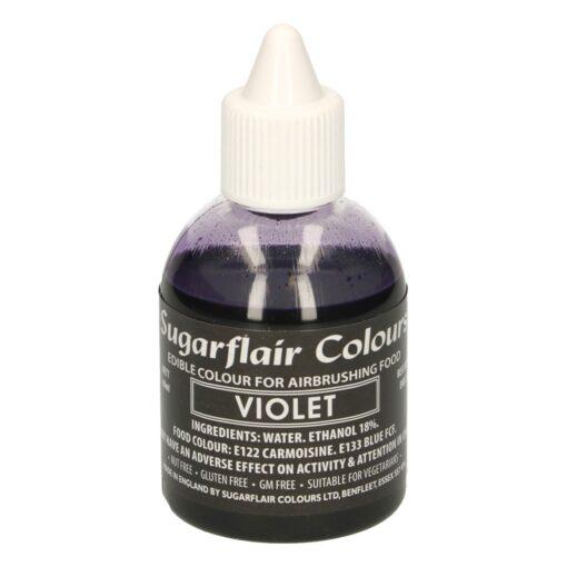 Colorant Aerograf – VIOLET – Sugarflair