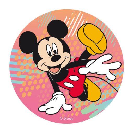 Vafă comestibilă Mickey Mouse - 20CM-Dekora