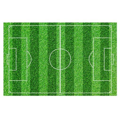 Imagine comestibilă - Teren de fotbal - 20x30cm, Dekora