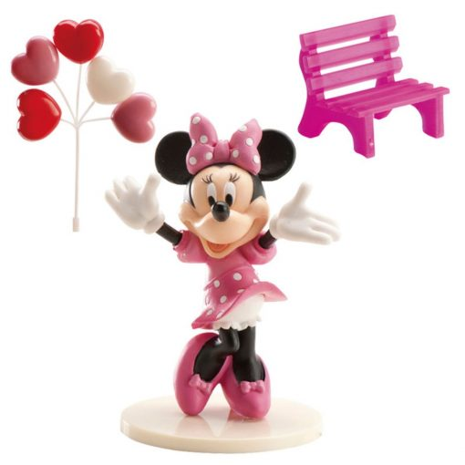 Kit Figurina Tort Minnie decor torturi - DeKora