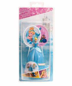 Kit Figurina Tort - Cindrella - DeKora
