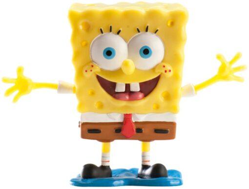 Decoraține pentru tort – Sponge Bob, 7.5CM- Dekora