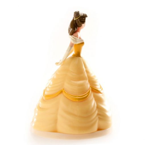 Figurina tort necomestibilă – Princesa Bella- 8,5CM – Dekora