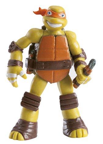 Figurina necomestibilă – Țestoase Ninja, 8CM – Dekora