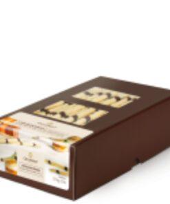 Decor Ciocoalta PICASSO MAXI,alba si neagra -900 gr - Callebaut