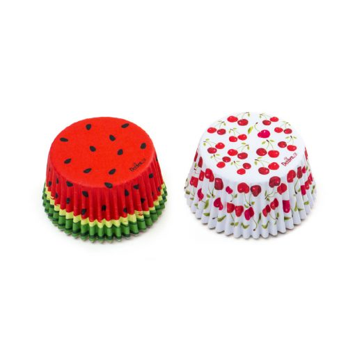 Forme brioașe- Fructe de vară-50 x 32 cm - Decora