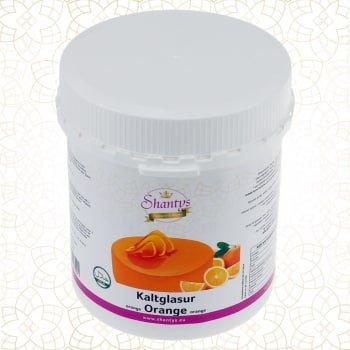 Glazura Oglinda la rece-Portocale-1kg-Shantys
